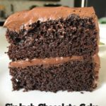 Six Inch Chocolate Cake