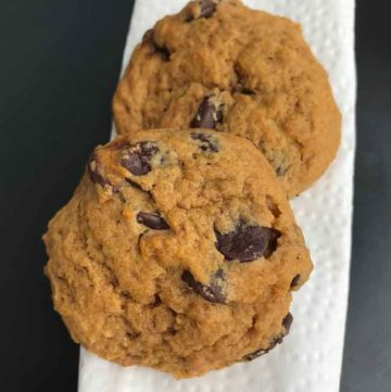 Vegan Pumpkin Chocolate Chip