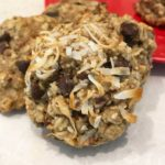 small batch vegan oatmeal chocolate chip