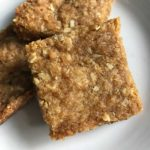 Oatmeal Shortbread Squares