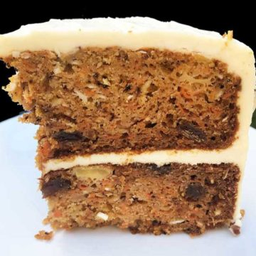 Carrot Cake Category on Cookie Madness