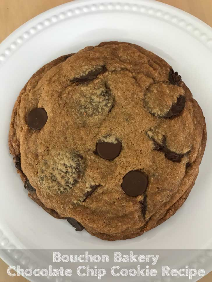 Bouchon Bakery Style Chocolate Chip