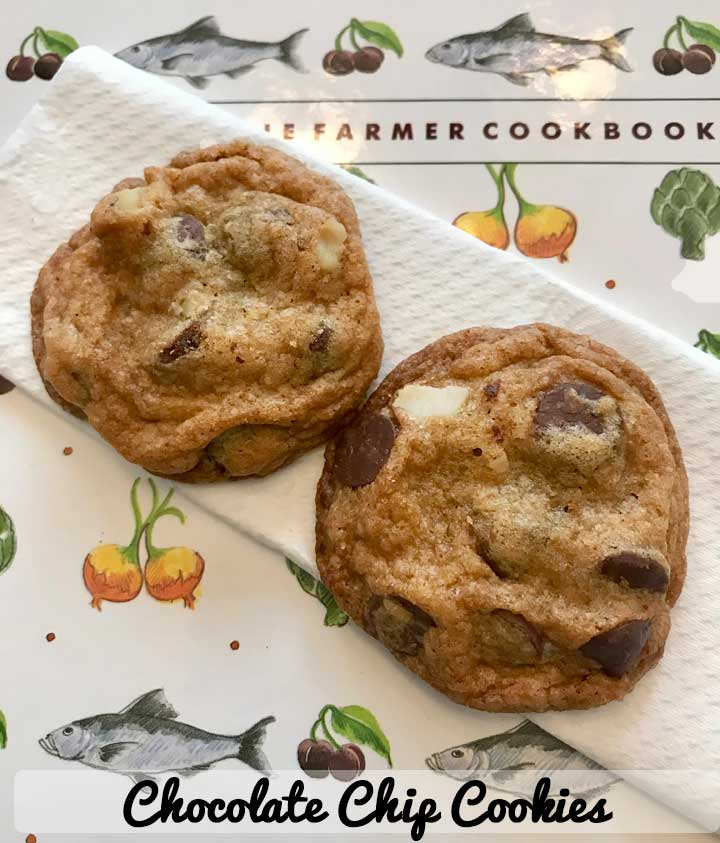 Fanny Farmer Chocolate Chip Cookies