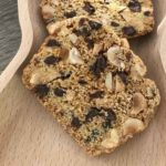 Hazelnut Biscotti Thins