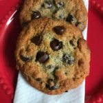Chewy Keto Chocolate Chip