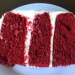 Cake Mix Red Velvet
