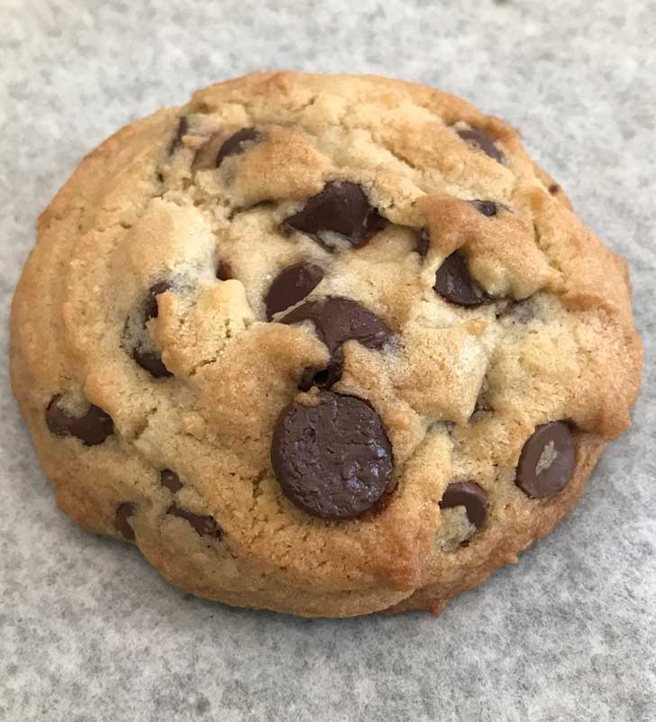 Alton Brown Chewy Chocolate Chip